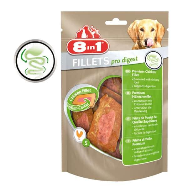 8in1 Fillets Pro Digest - Hundefutter für das Verdauungssyst