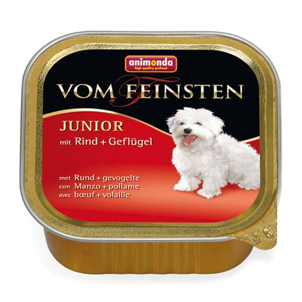 Animonda Hundefutter Welpen Rind & Geflüg
