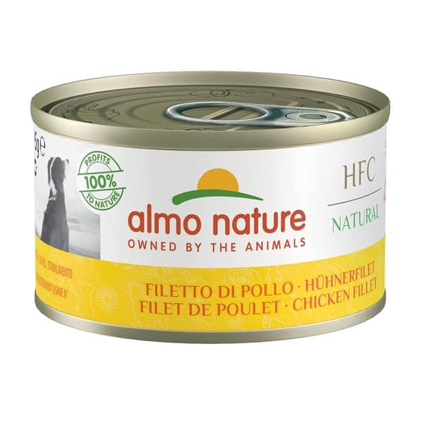 Ergänzungsfutter HFC Natural Almo Nature Hühnerfilet