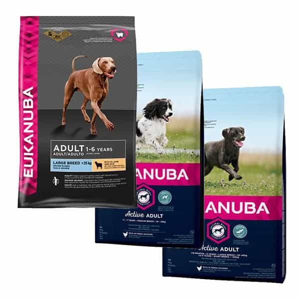 Eukanuba Active Hundefutter