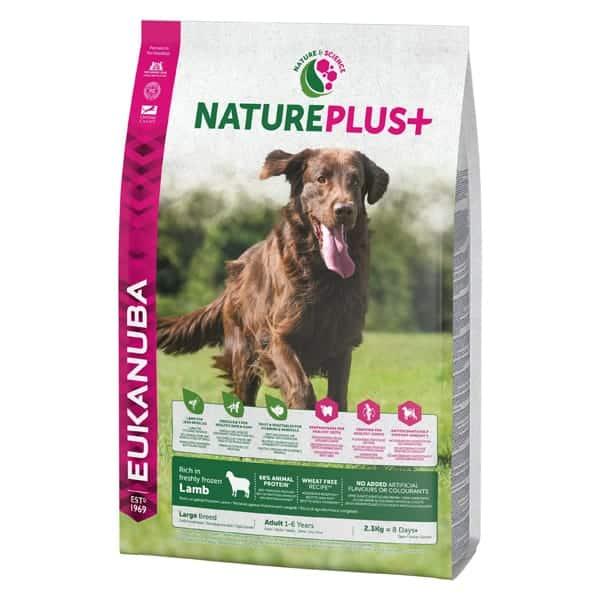 Eukanuba Nature Plus Adult Large Hundefutter