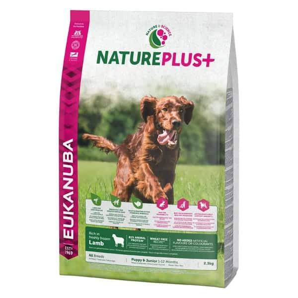 Eukanuba Nature Plus Ernährung für We