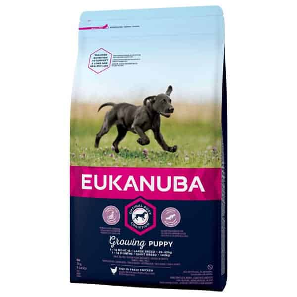 Eukanuba Puppy Large - Welpen Hundefutter