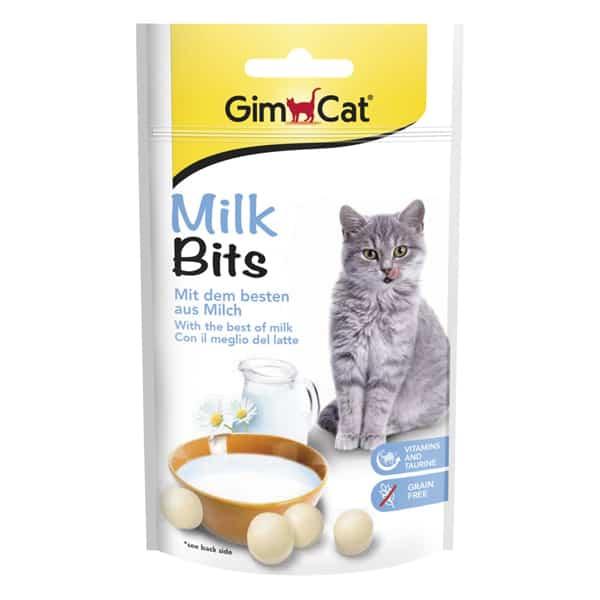 GimCat Milk Bits Katzensnack