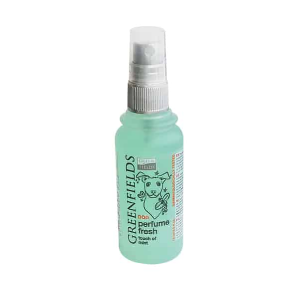 Greenfields Perfume Fresh touch of mint