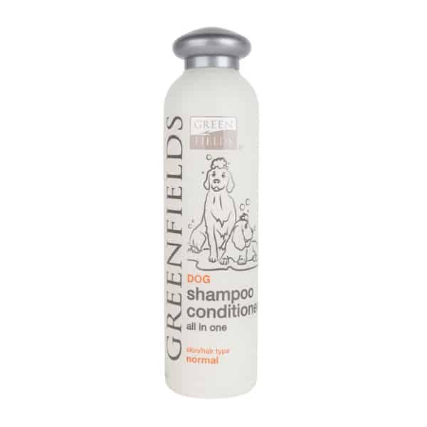 Greenfields Shampoo Conditioner für Hun