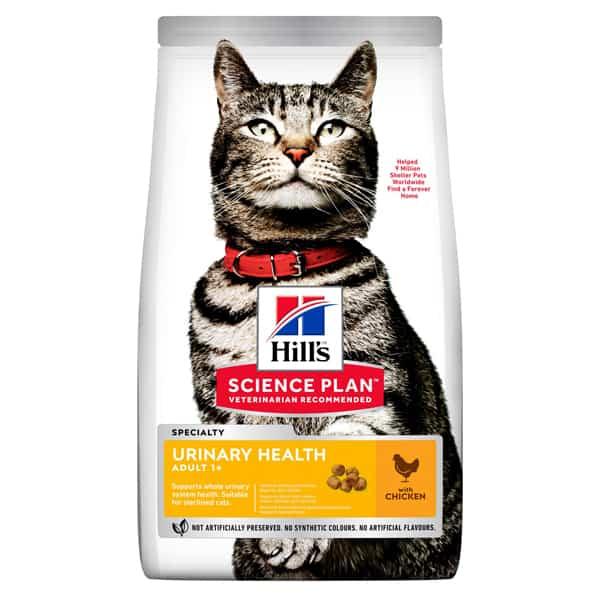 Hill s Urinary Health Adult Science Diet Katzen Chicken