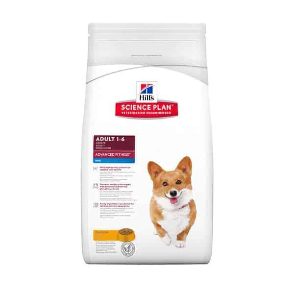 Hill's Advanced Fitness Adult Mini Hundefutter