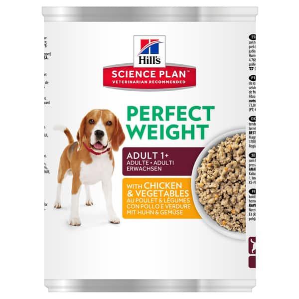 Hills Perfect Weight Hundenassfutter