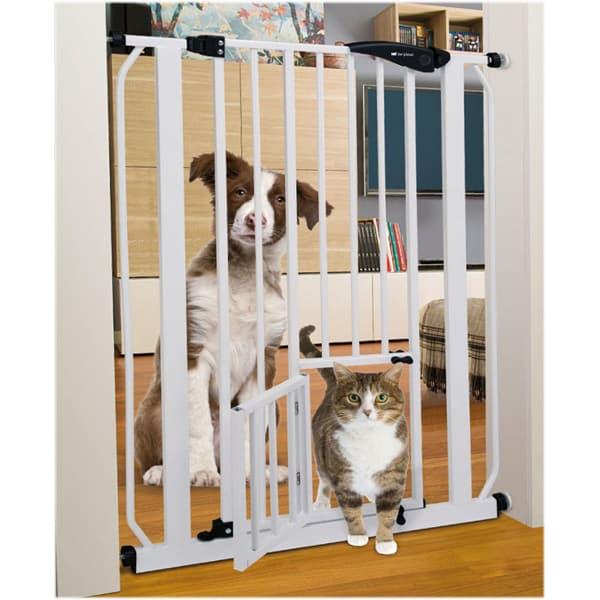 Hunde Absperrgitter Katzentür