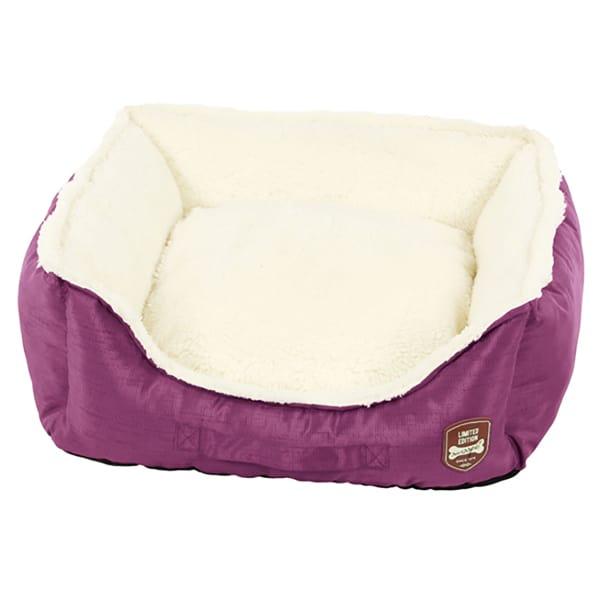 Hundebett kuschelig Prinzi Swisspet vielen Farben