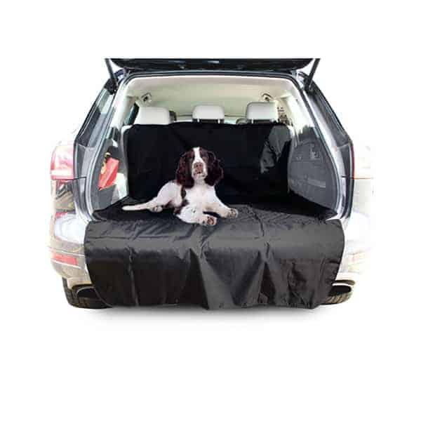 Hundedecke Leon ideal als Hundedecke im Auto oder im Kofferraum