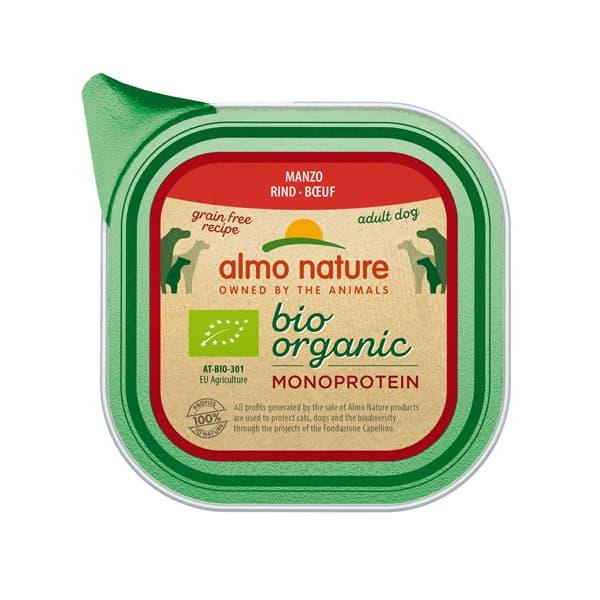 Hundefutter Bio Almo Nature Rindfleisch