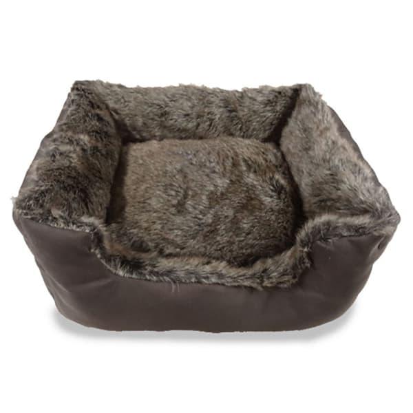 Katzenbett flauschig Maverick Kunstfell S