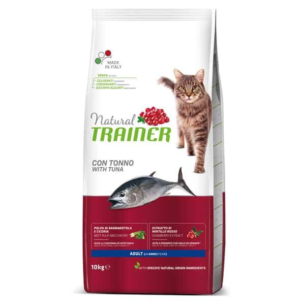 Natural Trainer Thunfisch Gesundheit erwachsener Katzen