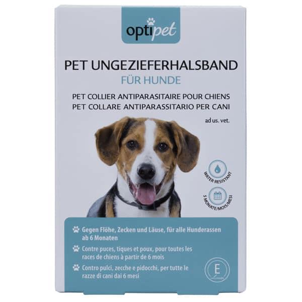 Optipet Ungezieferhalsband Hunde