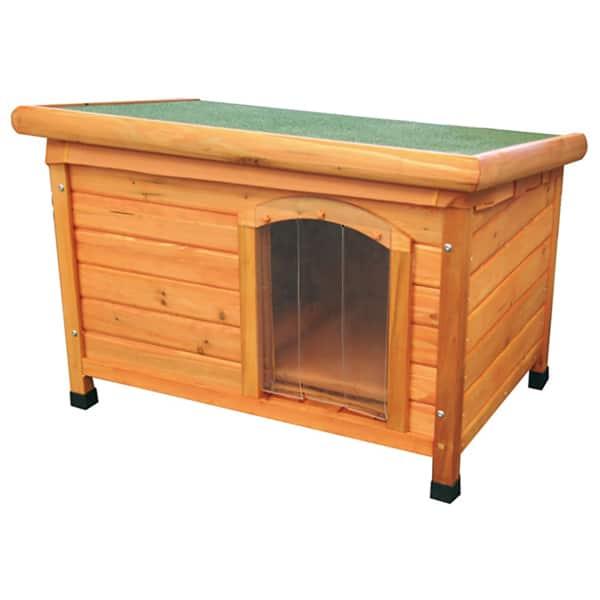Outdoor Hundehütte Albergo – das gut isolierte Hundehaus S