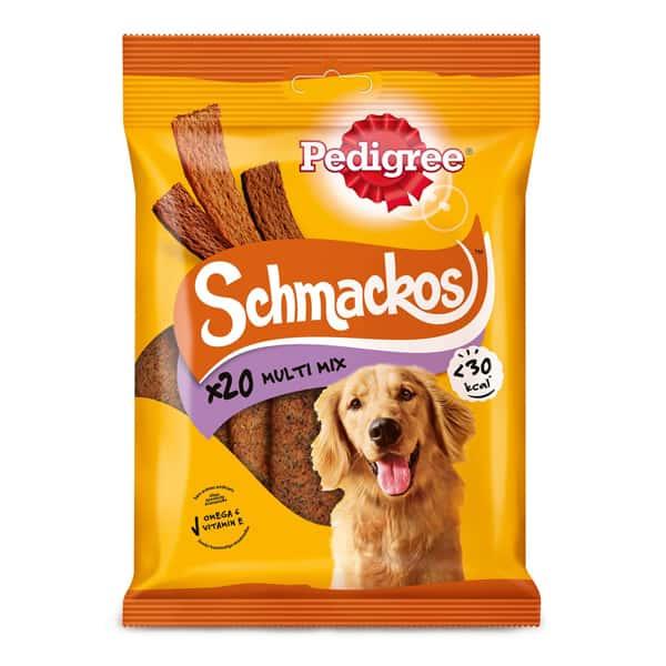 Pedigree Schmackos Multi Mix