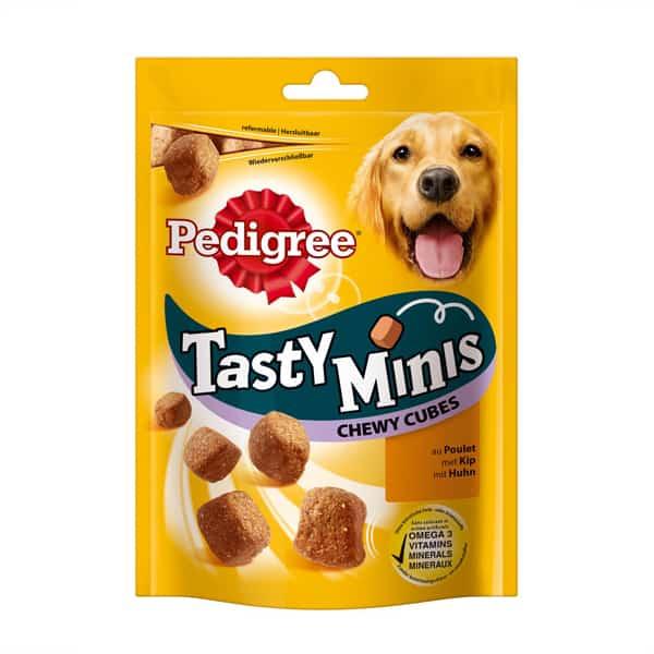 Pedigree Tasty Minis Bites Chewy Cubes