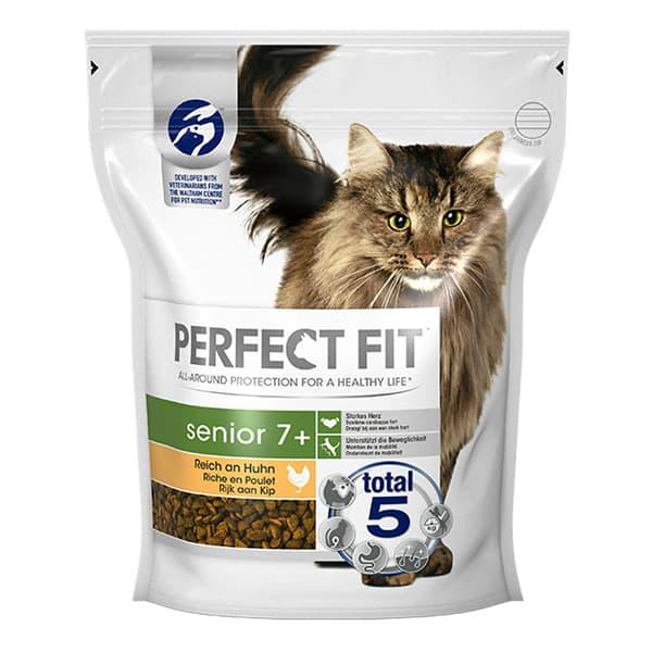 Perfect Fit Senior Katzenfutter 7 Huhn