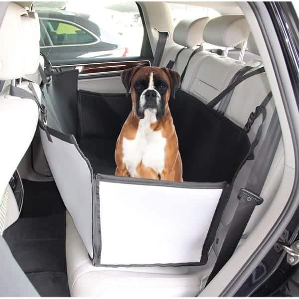 Premium Autoschondecke mit Seitenschutz