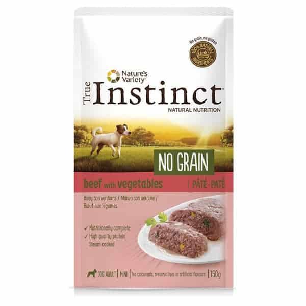Premiumfutter ohne Getreide True Instinct