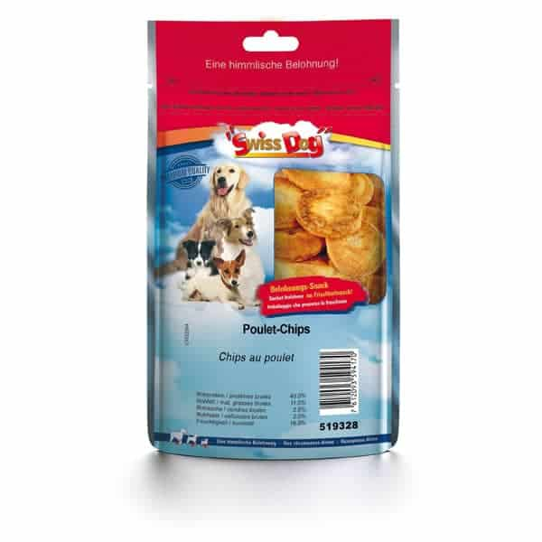 SwissDog Poulet Chips