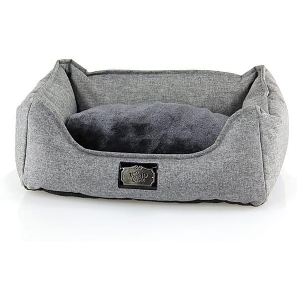 Swisspet Hundesofa Ferrara Grau