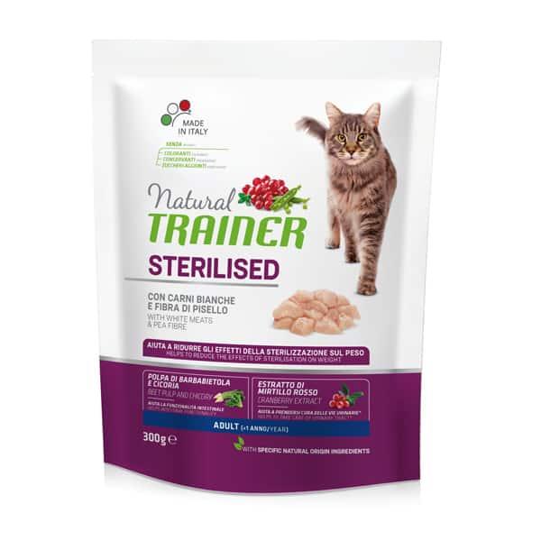 Trainer Natural Adult Sterilisierte Katzen