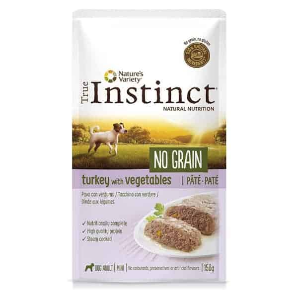 True Instinct No Grain