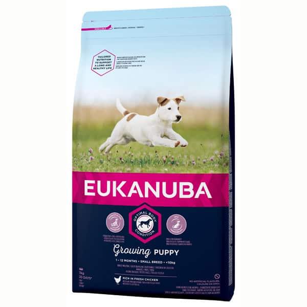 Welpen hundefutter eukanuba puppy