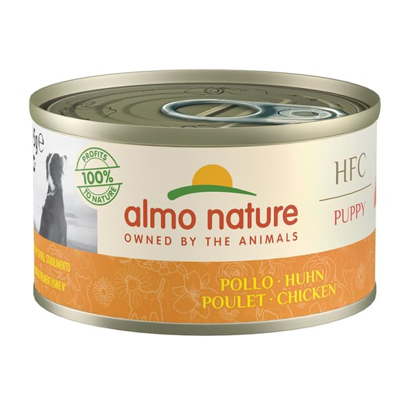 Welpenfutter Almo Nature HFC Puppy Huhn