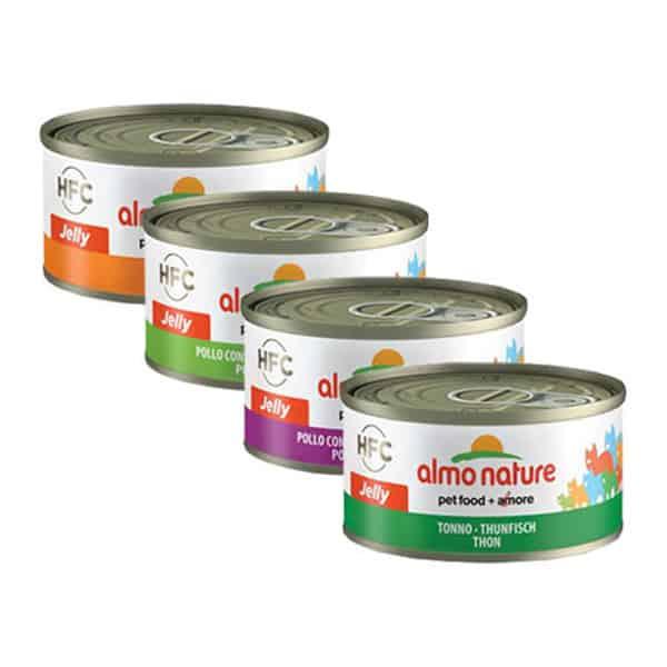 almo nature hfc jelly 70g kaufen test