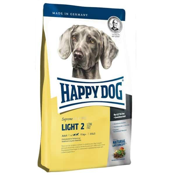 happy dog supreme light adult hundefutter