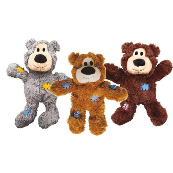 hunde teddybaer kong knots bears 1