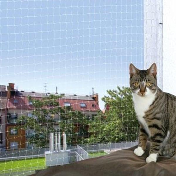 katzennetz balkonnetz universal schutznetz