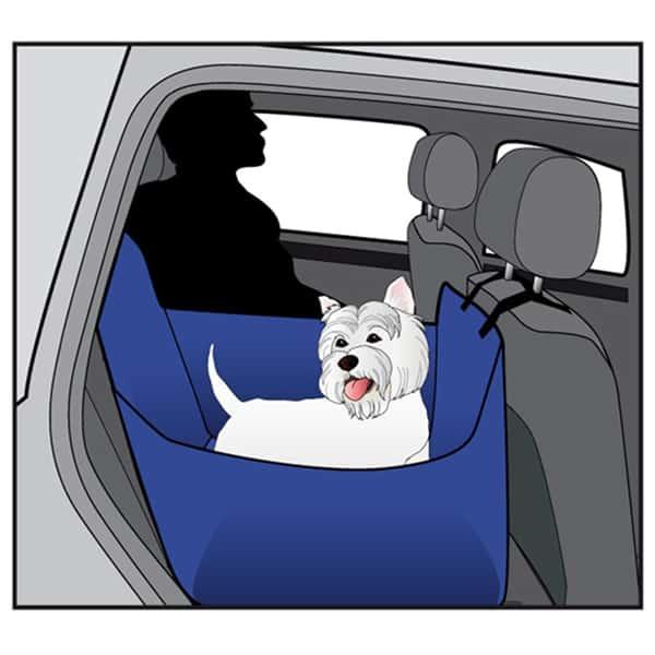swisspet Einzelautoschondecke Relax
