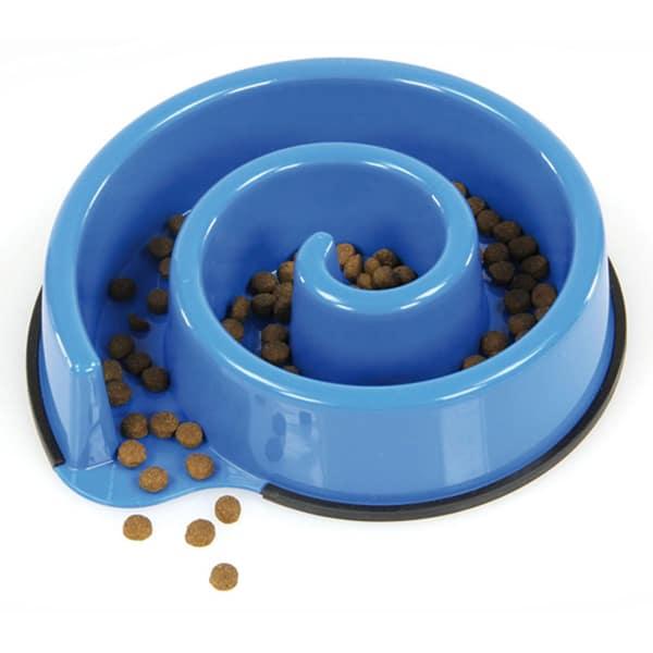 swisspet Hunde-Anti-Schling-Napf Slow Feed