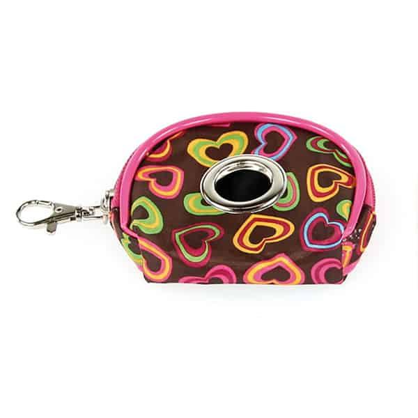 swisspet Hundepoopbag-Tasche Color-Heart A