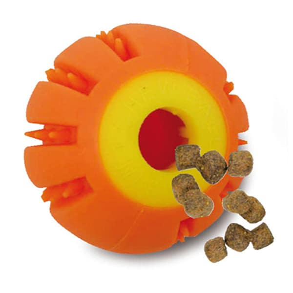 swisspet Hundespielzeug Dental-Rocker-Ball