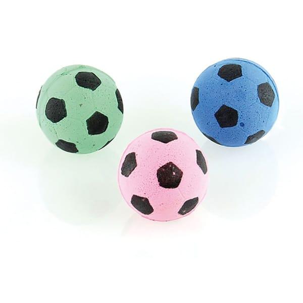 swisspet Katzenspielzeug Soft Ball 3Stk.