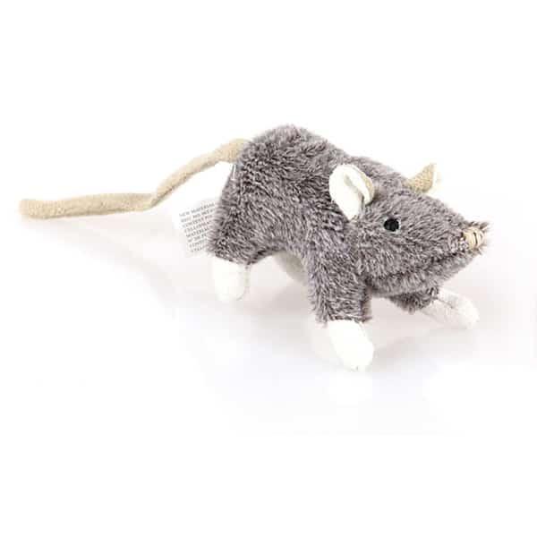 swisspet Katzenspielzeug aus Plüsch Mou