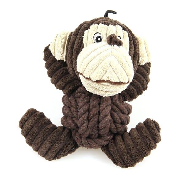 swisspet Knoti Monkey dunkelbraun