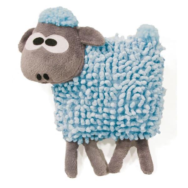 swisspet Sheepy hellblau Quietscher hellblau